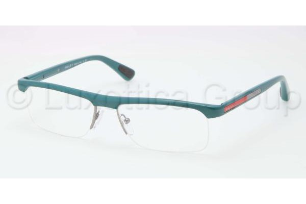 Prada Suport PS 04CV PDD1O1 GREEN DEMI SHINY