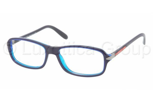Prada Suport PS 05BV CAQ1O1 OCEAN BLUE