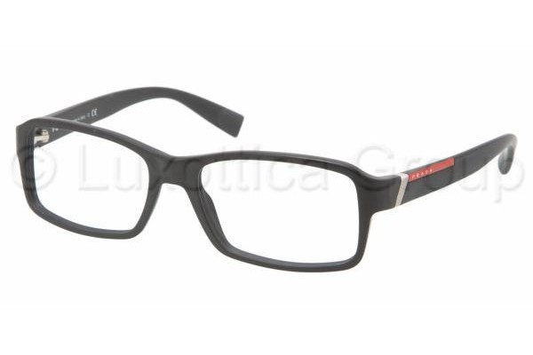 Prada Suport PS 05CV 1BO1O1 MATTE BLACK
