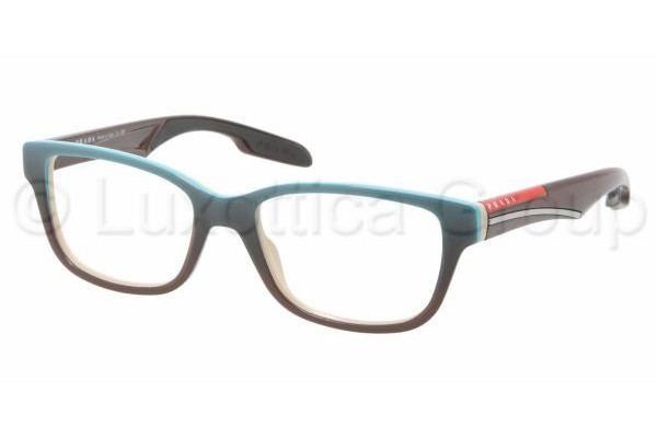 Prada Suport PS 06CV JAS1O1 GREEN GRADIENT