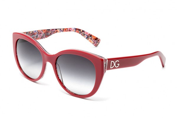 Dolce & Gabbana  0DG4217 27928G TOP RED ON MOSAIC