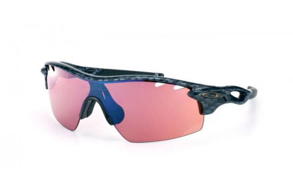 Oakley RADARLOCK PITCH 0OO9182 918214 CARBON FIBER