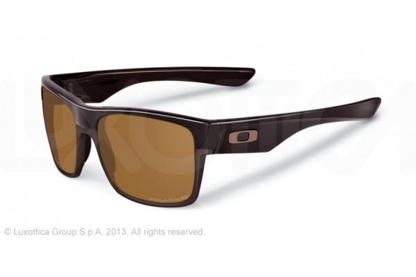 Oakley TWOFACE 0OO9189 918906 BROWN SUGAR POLARIZED