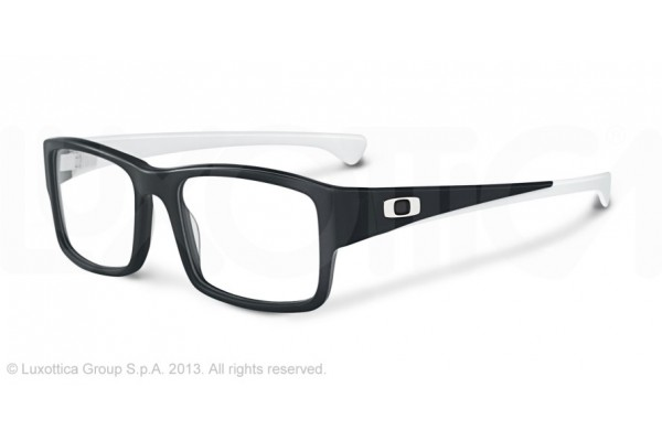Oakley Frame SERVO 0OX1066 106609 SATIN BLACK/WHITE