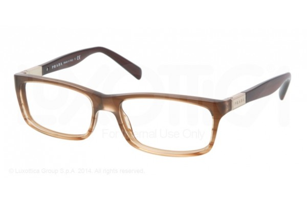 Prada  0PR 02OV EAI1O1 RULE BROWN/RULE BEIGE