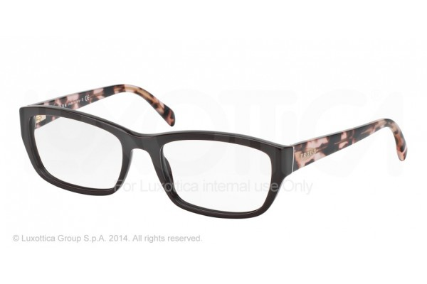 Prada  0PR 18OV DHO1O1 DARK BROWN
