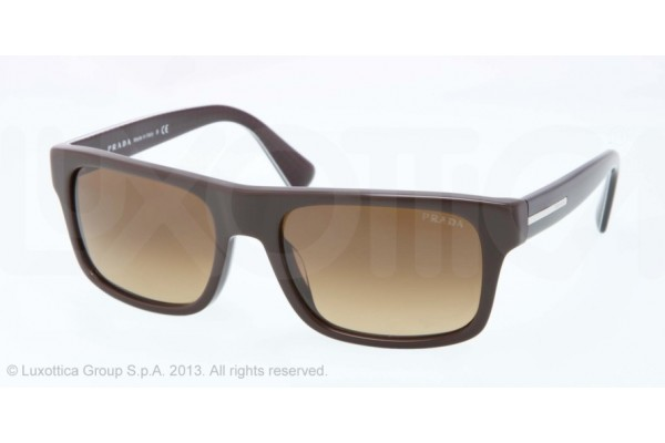 Prada  0PR 18PS DHO2H0 DARK BROWN