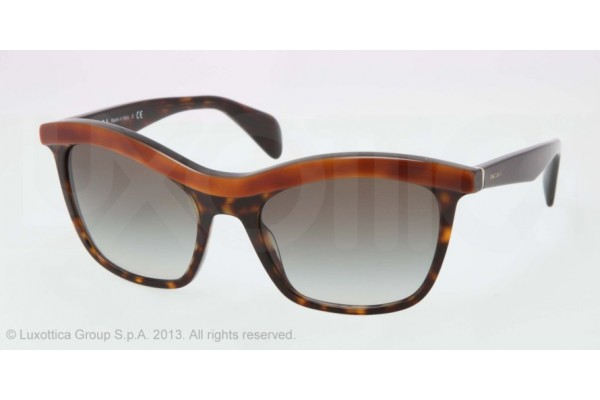 Prada PORTRAIT 0PR 19PS MA40A7 TOP LIGHT HAVANA/HAVANA
