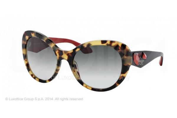 Prada VOICE 0PR 26QS 7S00A7 MEDIUM HAVANA