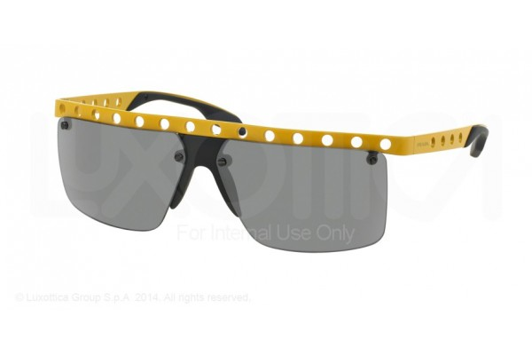 Prada  0PR 50RS GKD7W1 MATTE YELLOW