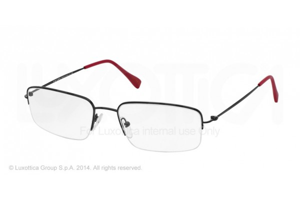 Prada Linea Rossa RED FEATHER 0PS 51FV 7AX1O1 BLACK