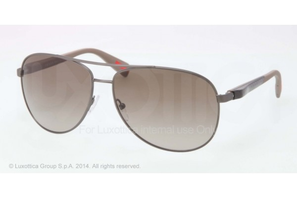 Prada Linea Rossa NETEX COLLECTION 0PS 51OS DG11X1 DG11X1_GUNMETAL
