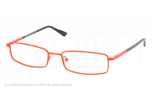 Prada Linea Rossa  0PS 57AV AAK1O1 ORANGE DEMI SHINY
