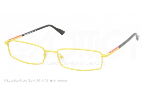 Prada Linea Rossa  0PS 57AV AAJ1O1 YELLOW DEMI SHINY