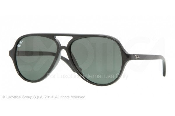 Ray-Ban Junior  0RJ9049S 100/71 BLACK