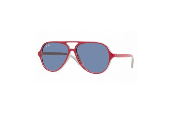 Ray-Ban Junior  0RJ9049S 177/90 TOP RED ON GRAY
