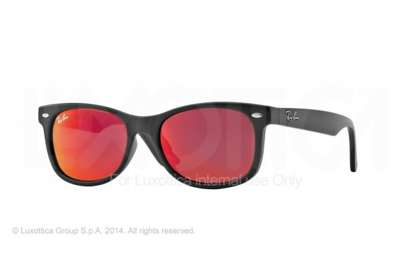 Ray-Ban Junior  0RJ9052S 100S6Q 100S6Q_MATTE BLACK