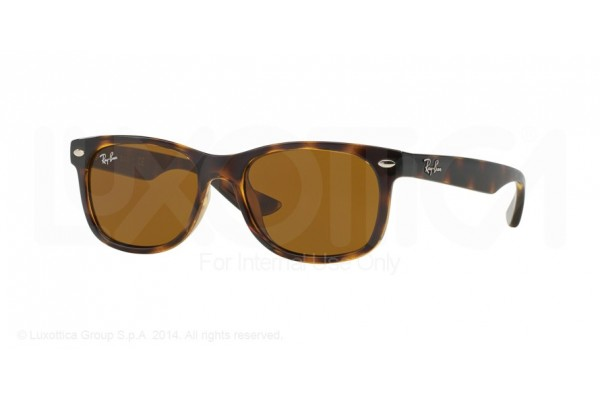 Ray-Ban Junior  0RJ9052S 152/3 SHINY HAVANA