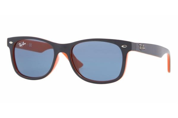 Ray-Ban Junior  0RJ9052S 178/80 TOP BLUE ON ORANGE