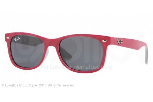 Ray-Ban Junior  0RJ9052S 177/87 TOP RED FUXIA ON GRAY