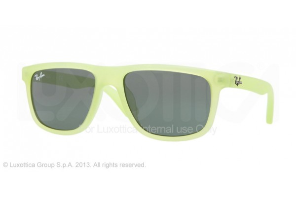 Ray-Ban Junior  0RJ9057S 198/71 ACID GREEN DEMISHINY