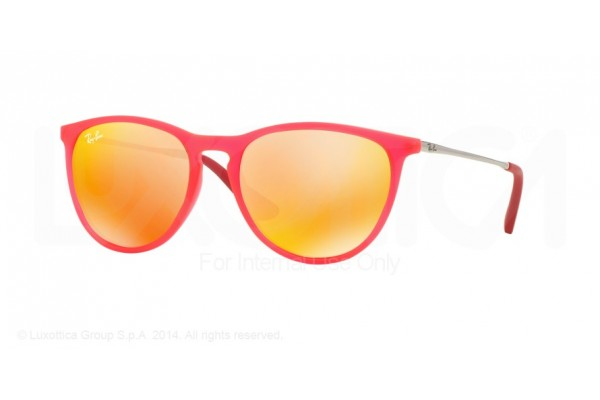 Ray-Ban Junior  0RJ9060S 70096Q FUXIA FLUO TRASP RUBBER