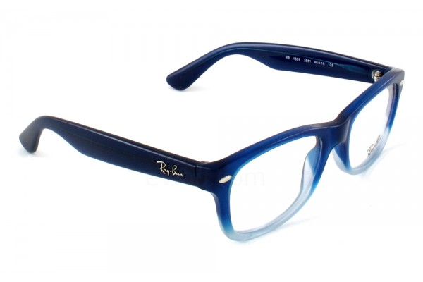 Ray-Ban Junior 0RY1528 3581 OPAL BLUE FADED OPAL AZURE