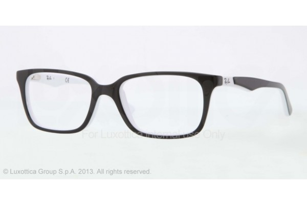 Ray-Ban Junior 0RY1532 3579 TOP BLACK ON WHITE