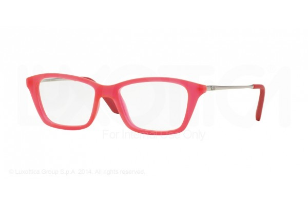 Ray-Ban Junior 0RY1540 3621 FUXIA FLUO TRASPARENT RUBBER