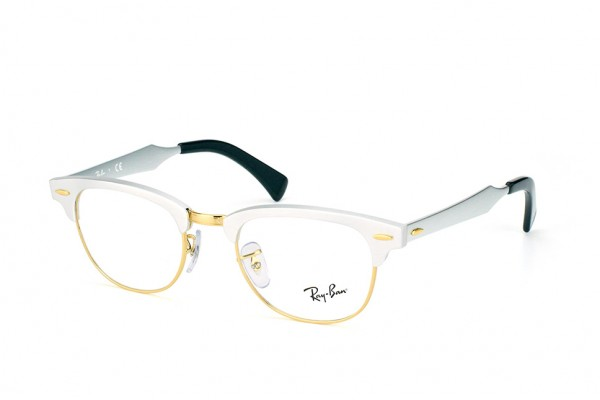 Ray-Ban 0RX6295 2806 BRUSCHED SILVER