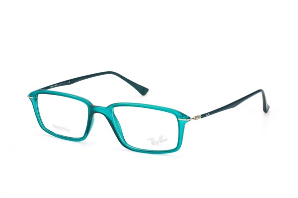 Ray-Ban 0RX7019 5243 DEMI SHINY GREEN