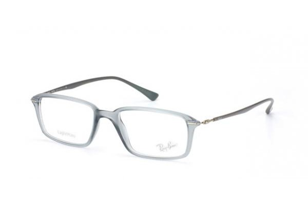 Ray-Ban 0RX7019 5244 DEMI SHINY GREY