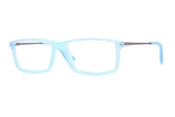 Ray-Ban 0RX7021 5370 RUBBER ICE