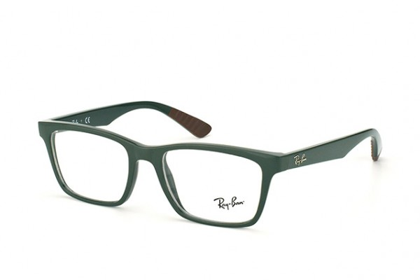 Ray-Ban 0RX7025 5420 MILITARY GREEN