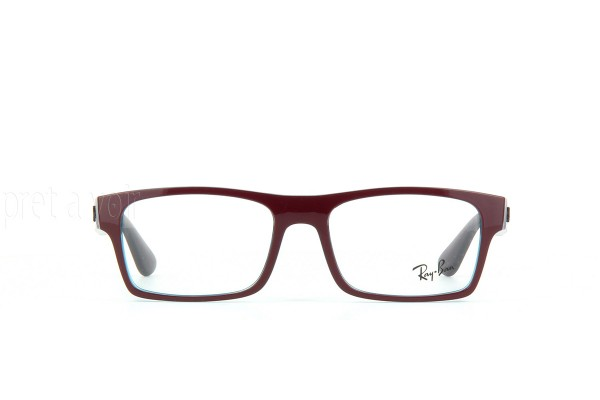 Ray-Ban 0RX7030 5399 TOP MARC ON TRASPARENT OIL