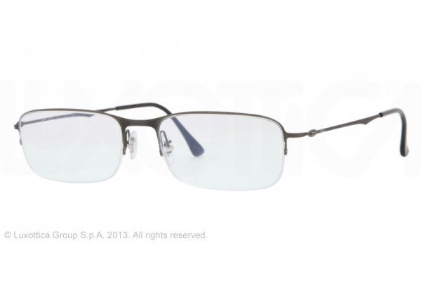 Ray-Ban 0RX8714 1128 BRUSCHED DARK GUNMETAL