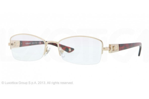 Versace  0VE1206B 1252 PALE GOLD