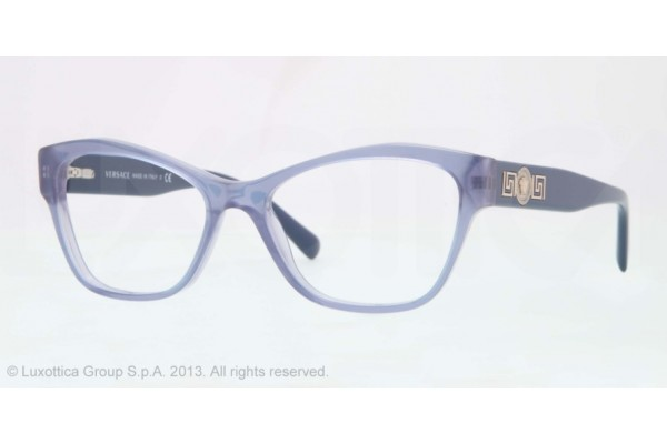 Versace  0VE3180 5055 TRANSPARENT BLUE