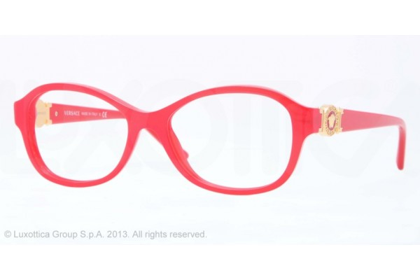Versace  0VE3185 938 RED TRANSPARENT