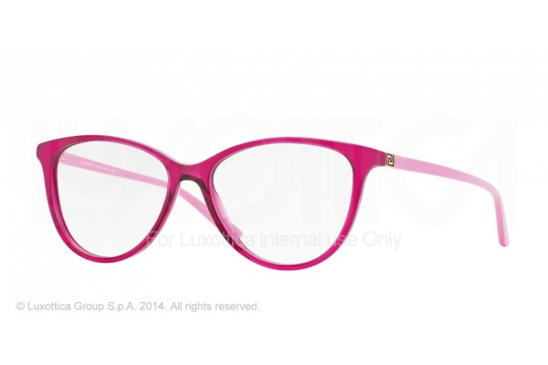 Versace  0VE3194 5097 TRANSPARENT FUXIA