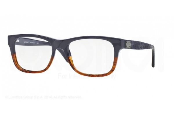 Versace  0VE3199 5118 DARK BLUE/HAVANA
