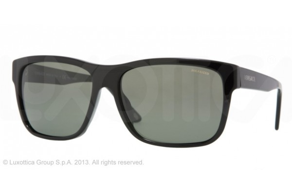 Versace  0VE4179 GB1/58 BLCK POLARIZED