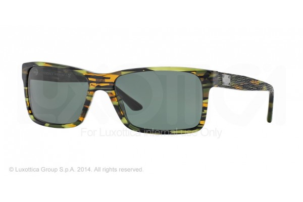 Versace  0VE4274 811/71 STRIPED GREEN