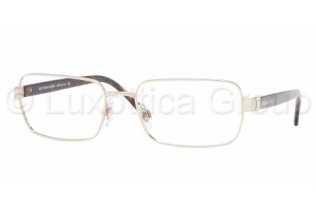 Bubberry BE1097 1002 BURBERRY GOLD DEMO LENS