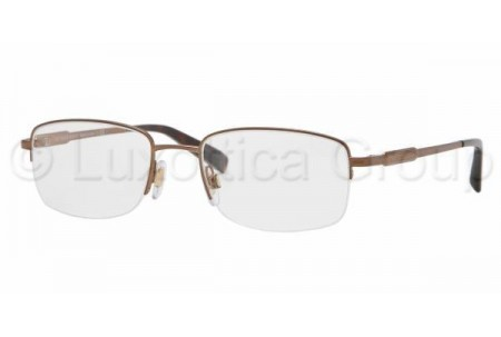 Bubberry BE1138 1018 DARK BROWN DEMO LENS