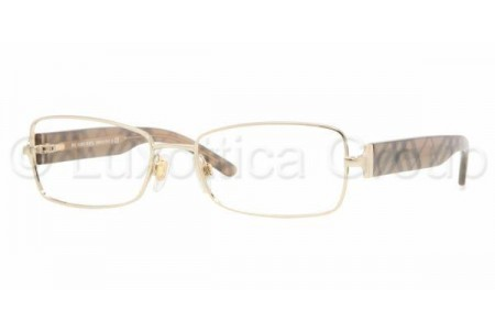 Bubberry BE1168 1002 BURBERRY GOLD DEMO LENS