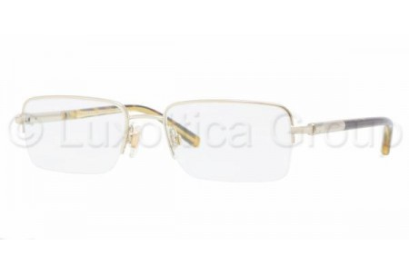 Bubberry BE1196 1002 BURBERRY GOLD DEMO LENS