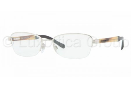 Bubberry BE1222 1146 SILVER DEMO LENS