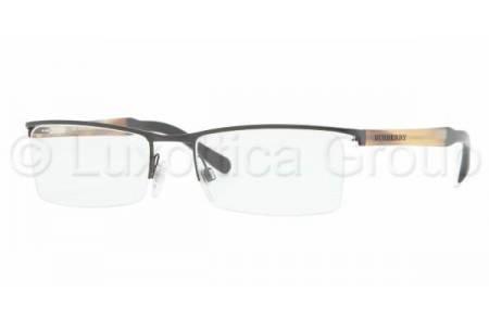 Bubberry BE1223 1001 BLACK DEMO LENS