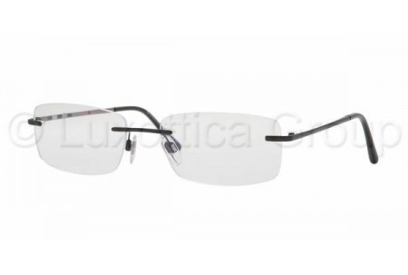 Bubberry BE1224 1001 BLACK DEMO LENS